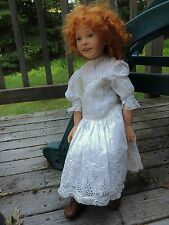 MARIA DOLL BY HELOISE #19/50+5 exquiste extra outfits REDUCED $150 UNTIL 8/05!!