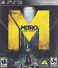 Metro Last Light PS3