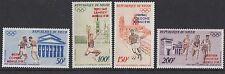 OLYMPICS : 1972 NIGER Olympics Games Winners set SG 449-52 never-hinged mint