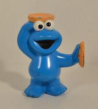 "2.5"" Cookie Monster 2008 Mattel PVC Plastic Action Figure Sesame Street"