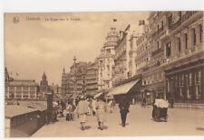 Belgium, Ostende, La Digue vers le Kursaal Postcard, B274
