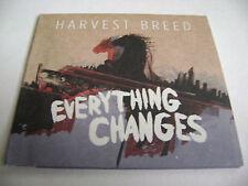Harvest Breed - Everything Changes [Digipak] (CD, Landlocked Records)