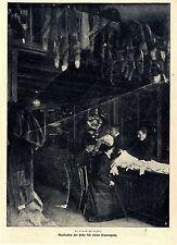 Kürschner Felllager Pelzhandel Damenpelz 1907