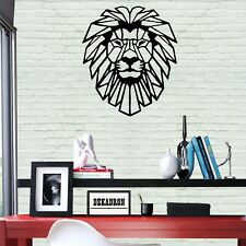 Metal Wall Art Metal Lion Head Metal Wall Decor Home Living Room Decoration
