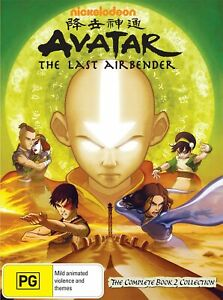 Avatar: The Last Airbender - Book 2 : Earth - The Complete Collection [Region 1]