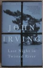 John Irving - Last Night in Twisted River, neuwertig