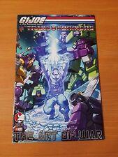 G.I.Joe Vs. Transformers: The Art of War #5 ~ NEAR MINT NM ~ (2006, DDP Comics)