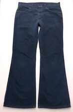 C460 Vtg 70s USA Levi's 646? Orange Tab Bell Bottom Flare Jeans (Mea 33.5x30.75)