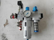 "FESTO -- MAXI AIR SERVICE UNIT Large 3/4"" -- Regulator Pressure Switch + more"