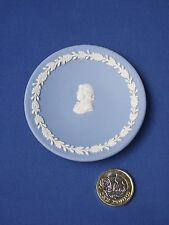 Franklin Mint Miniature Plates of the World Wedgwood Jasper Ware Cameo Plate