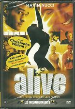 DVD - ALIVE avec RICHARD ANCONINA, MAXIM NUCCI / DANSE / NEUF EMBALLE