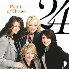 24 [Digipak] by Point of Grace (CD, Apr-2003, 2 Discs, Word Distribution)
