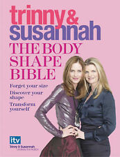 The Body Shape Bible by Trinny and Susannah, Brilliant Advice, Mint Condition,