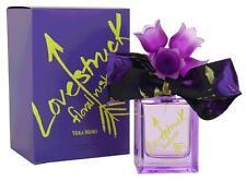 LOVESTRUCK FLORAL RUSH Vera Wang 3.4 oz EDP Spray Women's Perfume 100 ml New NIB
