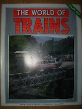 THE WORLD OF TRAINS MAGAZINE PART 107 DULUTH MISSABE & IRON RANGE RAILWAY CO M3