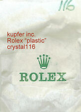 ROLEX FACTORY SEALED MAN 116 CRYSTAL for 1675,1655,16750,16753,6542 NEW!!!