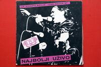 OMLADINA 87 SUBOTICA LIVE V/A KUD IDIJOTI/MIZAR/GRAD/TUZNE USI MEGA RARE EXYU LP