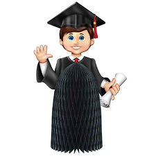 Boy Graduate Centerpiece Graduation Party