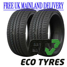 2X Tyres 245 30 ZR20 90W XL House Brand Performance Tyres E E 69dB