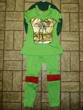 Nickelodeon Teenage Mutant Ninja Turtle Halloween Costume. Sz. Small 4-6.