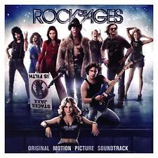 Rock of Ages-VARI ARTISTI-Tom Cruise (Nuovo cd)