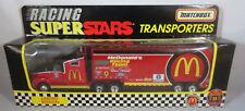 Matchbox Racing Superstars Transporters (1997) Limited Edition: 3,000 Elliot MIP