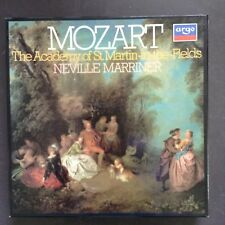 MOZART- The Académy of St Martin-in-the-fields Neville Marriner - 3viyles
