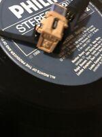 GRADO MC+ Cartridge Used Needle Needs To Be Retipped! Parts/Repair