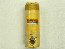 Enerpac Rc 104 Hydraulic Cylinder 10 Ton 4 Stroke Single Acting Spring Return