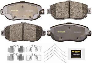 Disc Brake Pad Set-Natural Front Monroe DX619