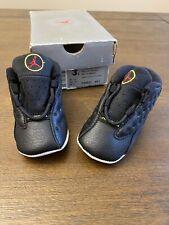 Vintage 1998 Jordan Playoff 13 Infant Baby Size 3c