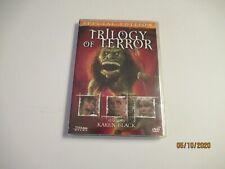 Trilogy of Terror (DVD, 1975, Special Edition) Karen Black Made For TV Cult