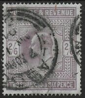 SG260.  2s6d.Lilac. Good/Fine Used. Ref:07105
