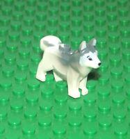 LEGO Husky Hund Dog 16606 City Ninjago Arctic Feuerwehr Tier 60062 60063 70743