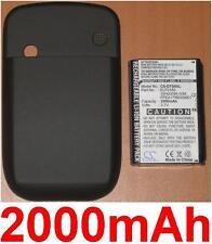 Coque + Batterie 2000mAh Pour HTC Touch P3450