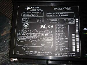 Vicor Flat Pac: AC to DC Power Supplies V1-RUR22-EWXX