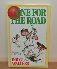 Vintage 1988 Cricket One For The Road Doug Walters J Hook Signed Autographed