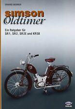 Simson Oldtimer SR1 SR2 KR50 Reparaturanleitung Reparaturbuch Handbuch Buch NEU