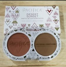 Pacifica - Desert Sunset Matte Blush & Bronzer