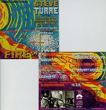 STEVE TURRE  fire and ice  CEDAR WALTON , BUSTER WILLIAMS , BILLY HIGGINS