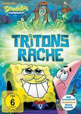 DVD *  SPONGEBOB SCHWAMMKOPF - TRITONS RACHE - V19  # NEU OVP =