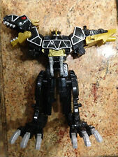Power Rangers Dino Charge T-Rex Tyranosaurus Zord - Black