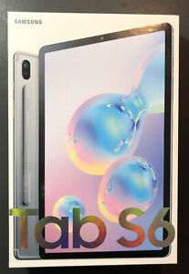 Samsung Galaxy Tab S6 Gray Edition [ 256GB + Wi-Fi + 10.5in ] NEW