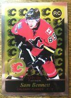 2013-14 O-Pee-Chee Platinum Retro - SAM BENNETT #R75 Calgary Flames Rookie RC