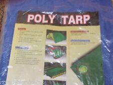 TARP BLUE POLYETHYLENE BOAT STORAGE COVER 136 97035B 8FT X 20FT BOATINGMALL EBAY