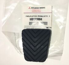 Genuine OEM Brake Clutch Pedal Pad Mitsubishi 3000GT Lancer Eclipse Mirage +More