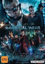 The Immortal Wars (DVD, 2018)