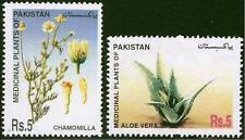 Plants Pakistani Stamps (1947-Now)