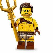 LEGO 71018 MINIFIGURES SERIE 17 N.8 GLADIATORE ROMANO NUOVA DA BUSTINA