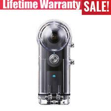 30m Waterproof Housing Underwater Camera Case For Ricoh Theta S Theta V &SC360